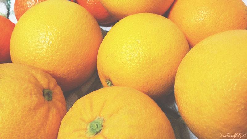 Naranjas para combatir la ansiedad