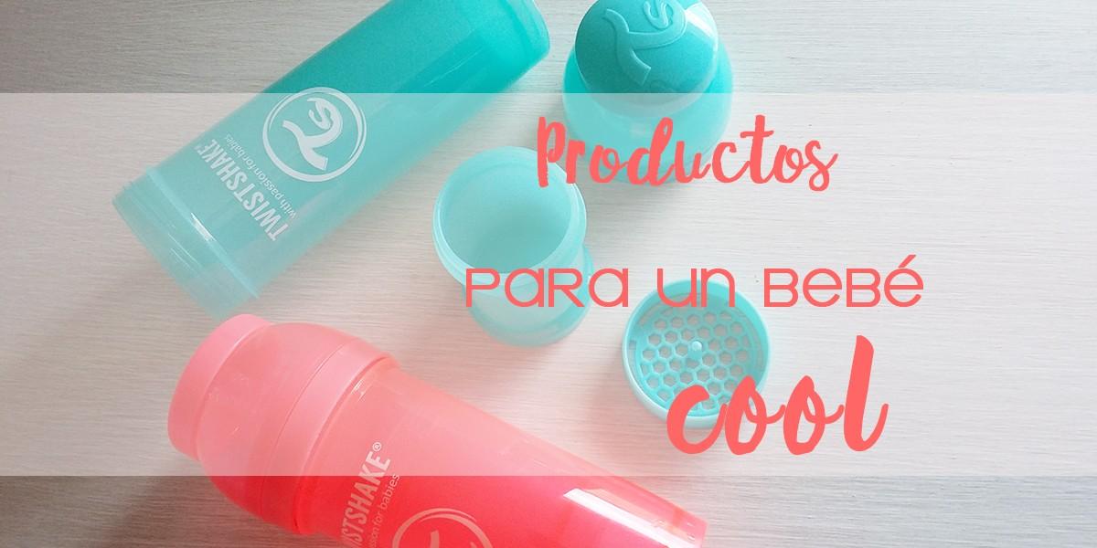 Productos para un bebé cool