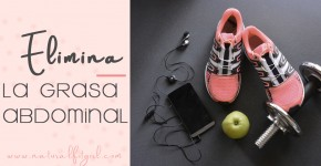 Elimina tu grasa abdominal