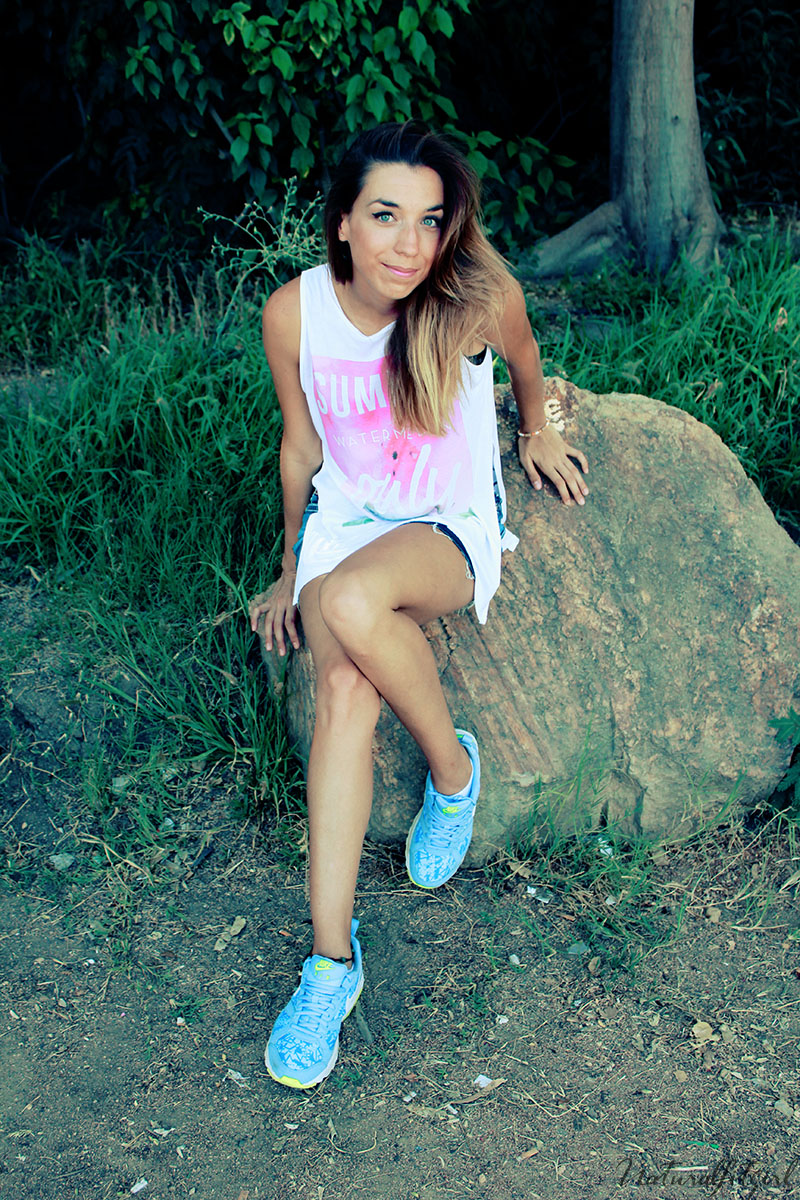 look zapatillas nike