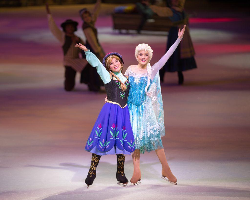 Disney on Ice princesas Frozen